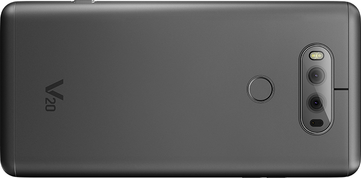 Note the dual cameras - one 13mp, one 8mp with 135-degree viewing.