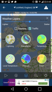 Weatherbug: An oldie but goodie that gets better with time