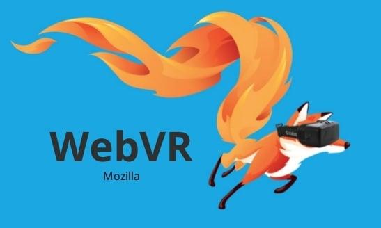webvr-for-mozilla