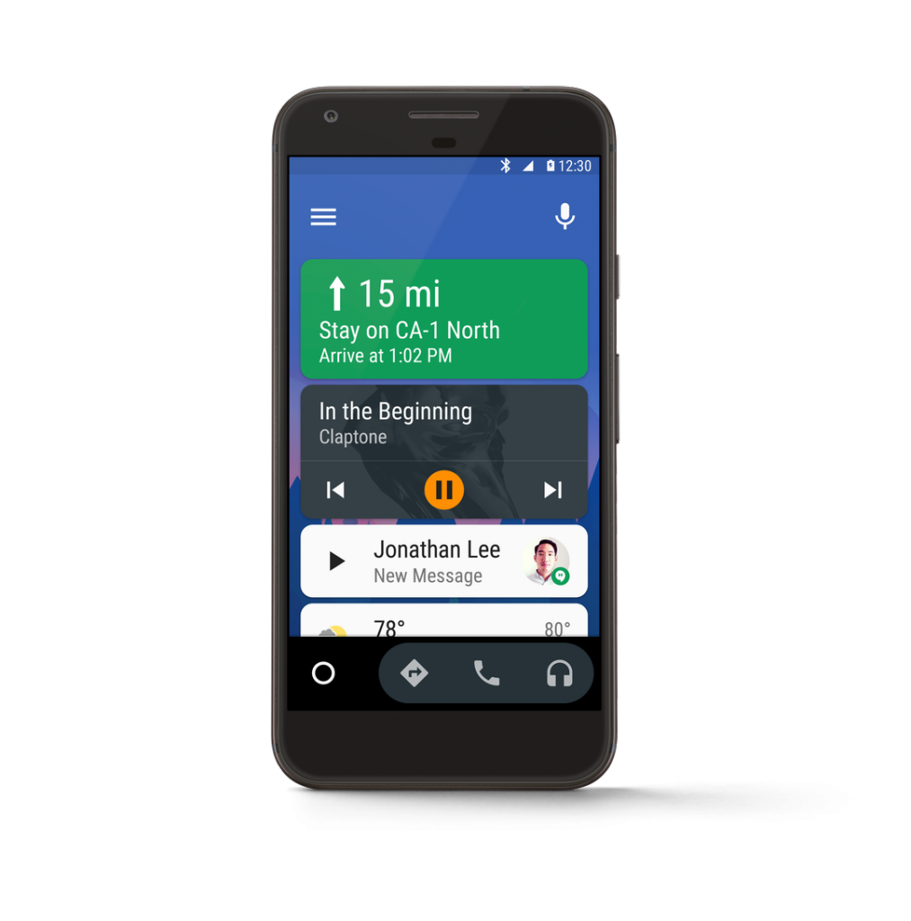 "Android Auto finally gets blessed with ""OK Google"" support"