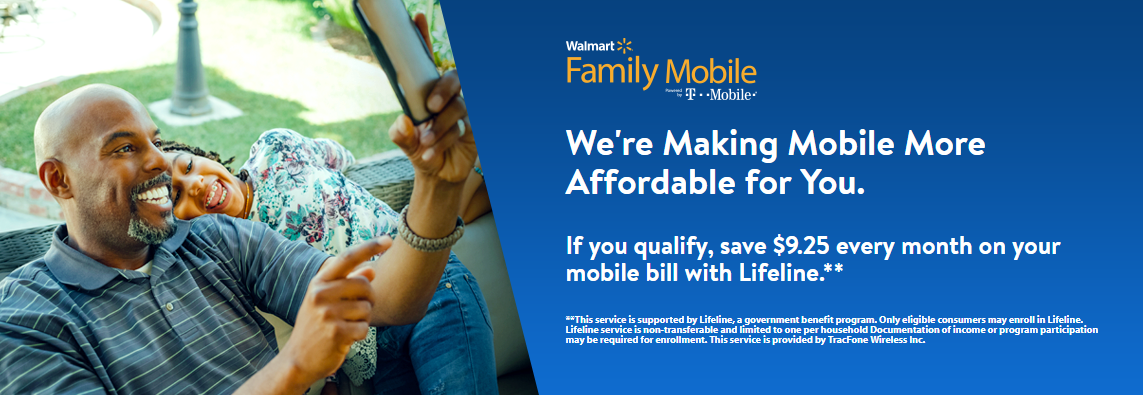 Get to Know: Walmart Family Mobile