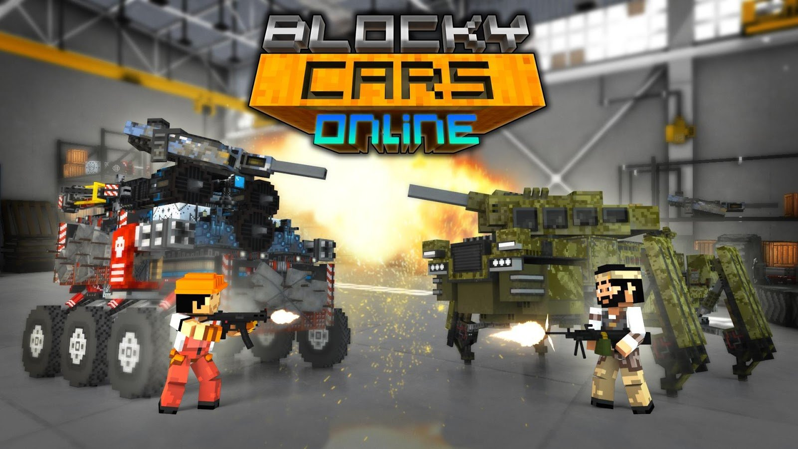 Blocky Cars Online - as close to Lego Racers as I can hope for (Review)