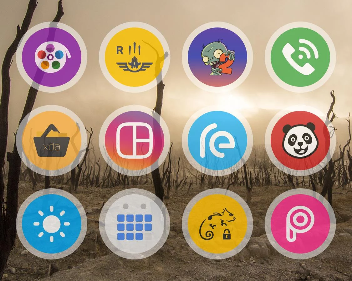 5 stunning Android icon packs to spruce up your phone (December 2016)