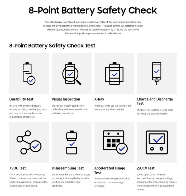 Battery Safety Check