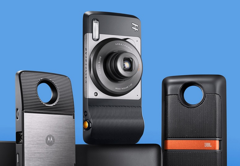 Current Moto Mods