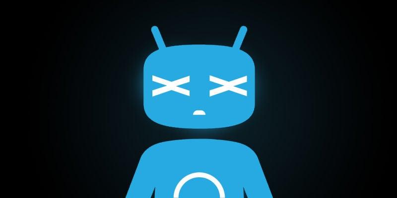 CyanogenMod RIP