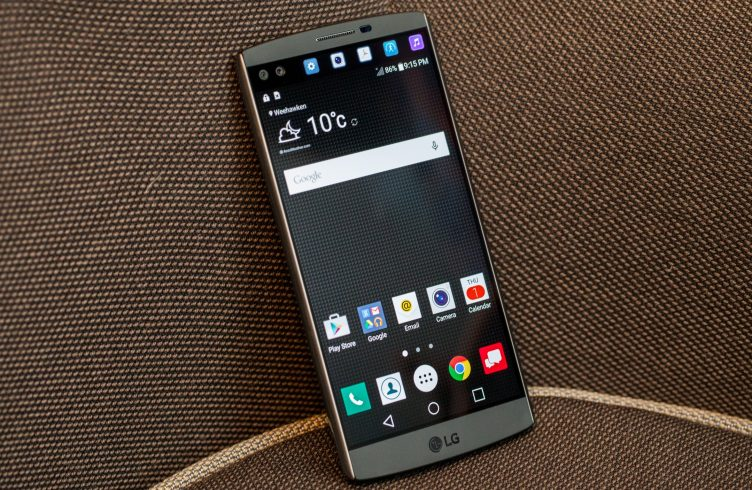 LG V20 Software