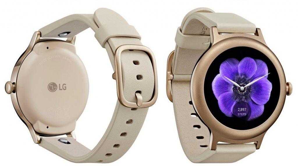 LG Watch Style 2