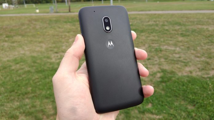 Tip: How to speed up your Moto G4