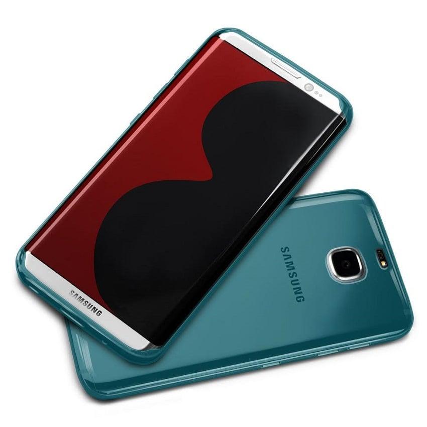 Samsung Galaxy S8 Edge Render