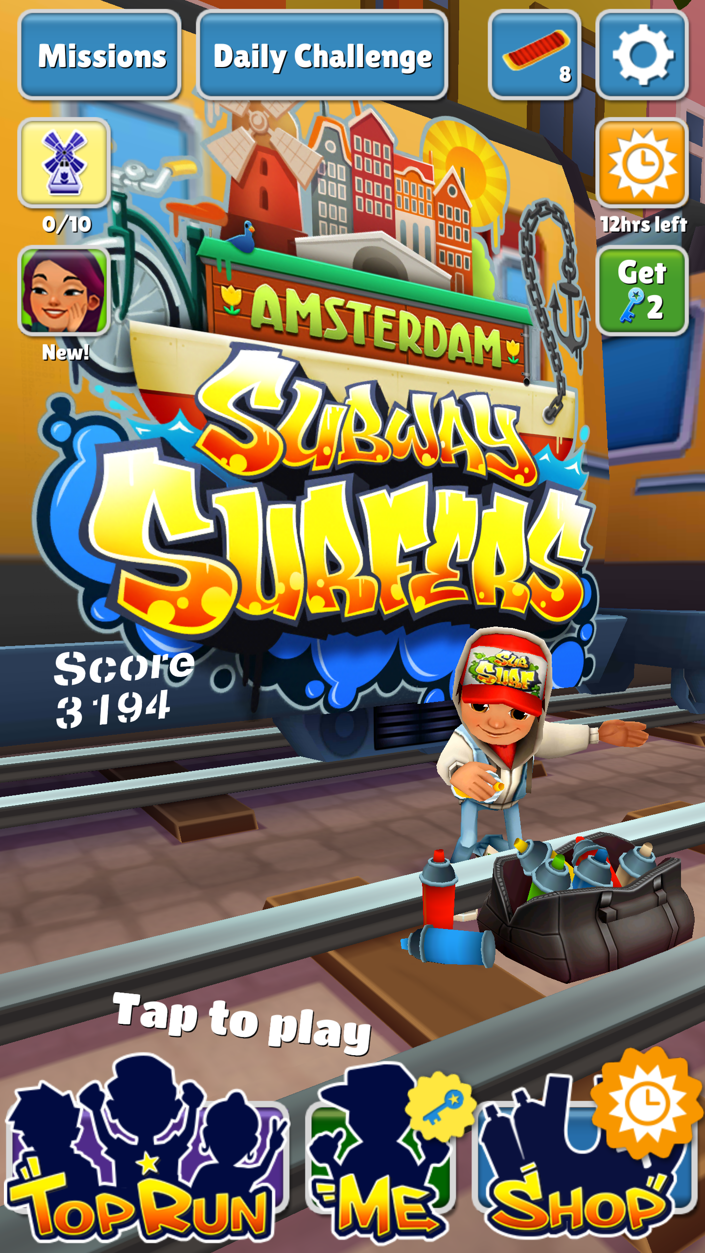 Subway Surfers Surfing It S Way Into My Heart Review