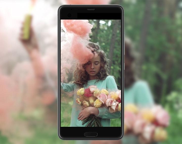 Selfie HTC U Ultra