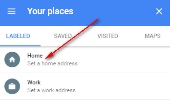 Adding Home and Work addresses to Google Maps [How-To] on tomtom home maps, google earth street view, search maps, google home work, google earth dead body, google earth oahu, google home page design, google home plans,