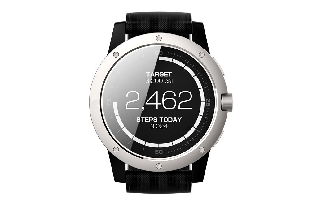 The matrix powerwatch is a smartwatch you ll never have to charge for Matrix powerwatch