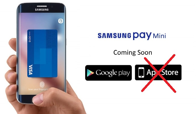 Samsung Pay Coming Soon