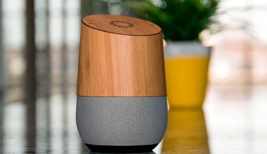 SlickWraps Google Home 5
