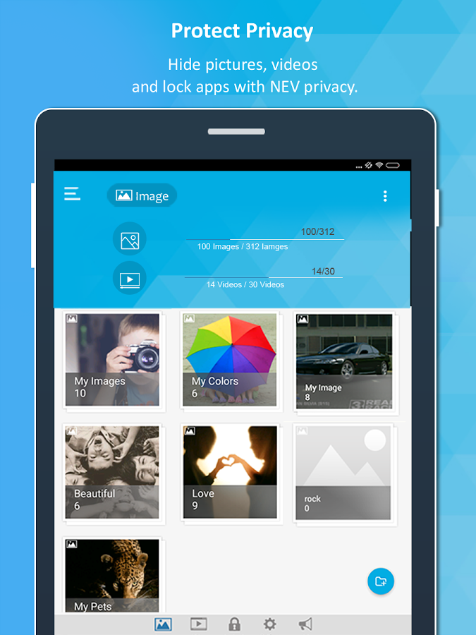 NEV Privacy: Share your phone without worry (Review)