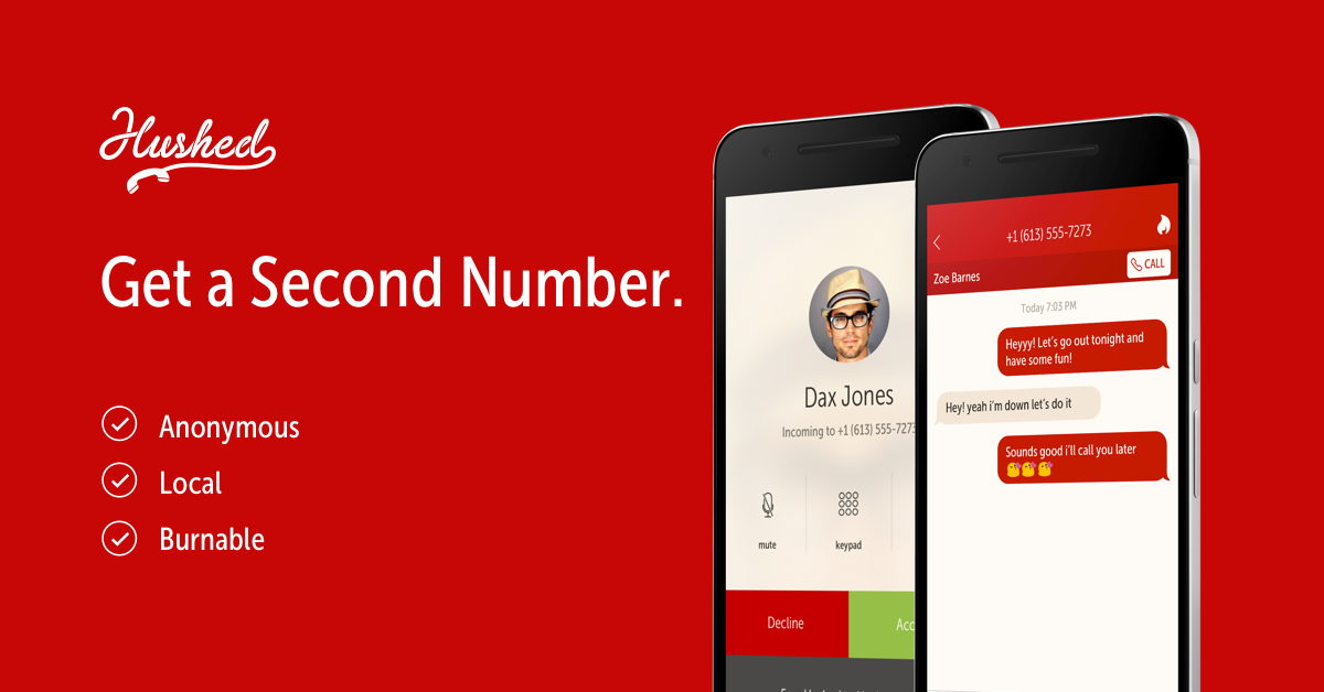 Get a lifetime second phone line for your Android for only $25