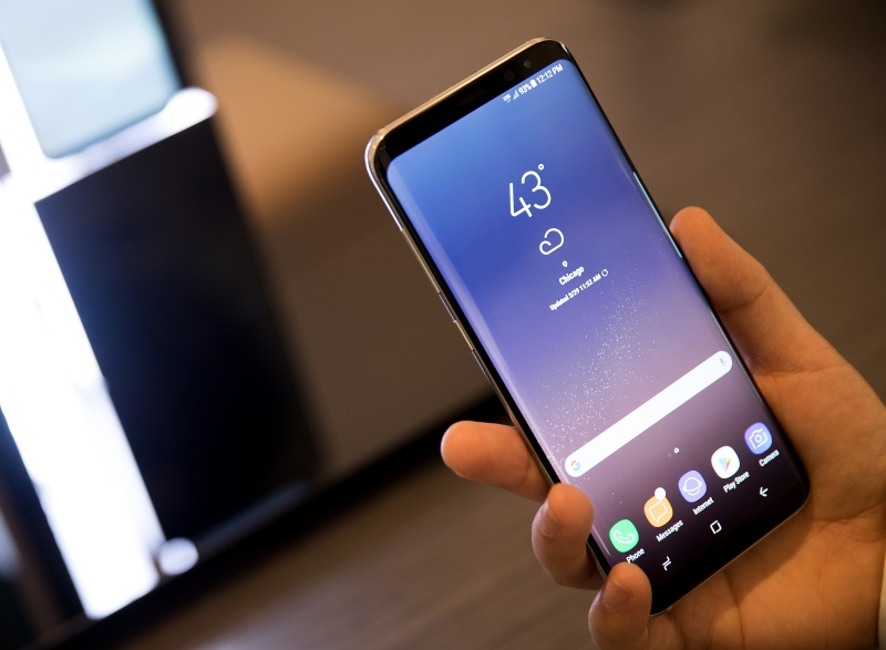 Disable system apps on the Samsung Galaxy S8 without root using