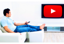youtube tv couch