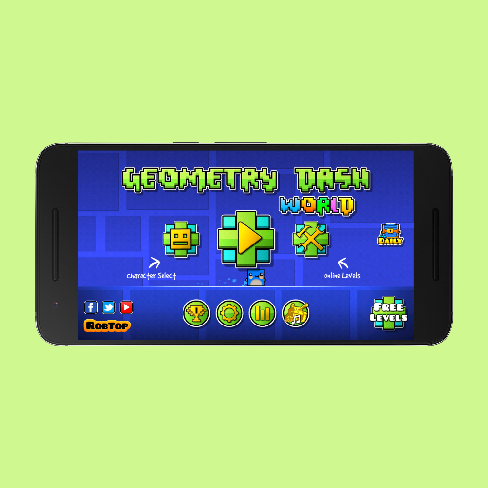 how to get the full version of geometry dash world