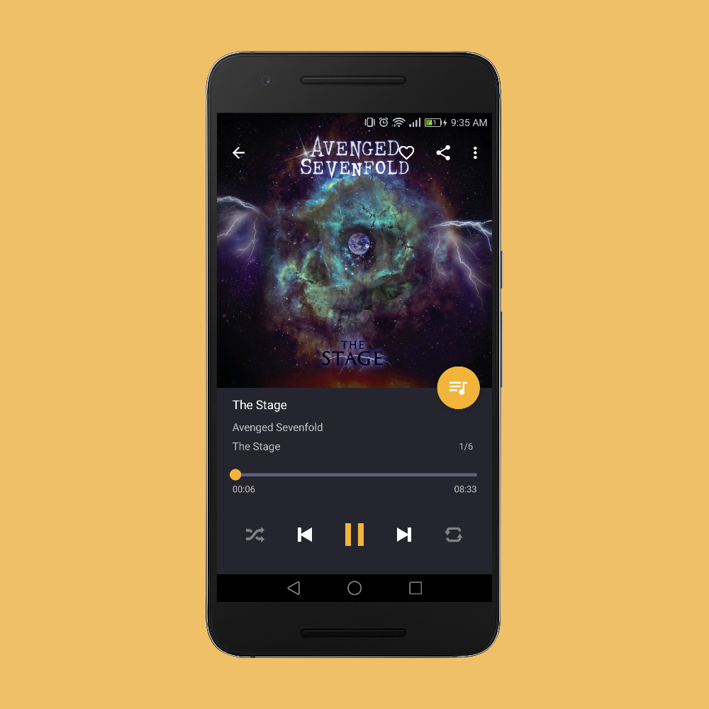 Pulsar Media Player: Sweet music players are made of this (Review)