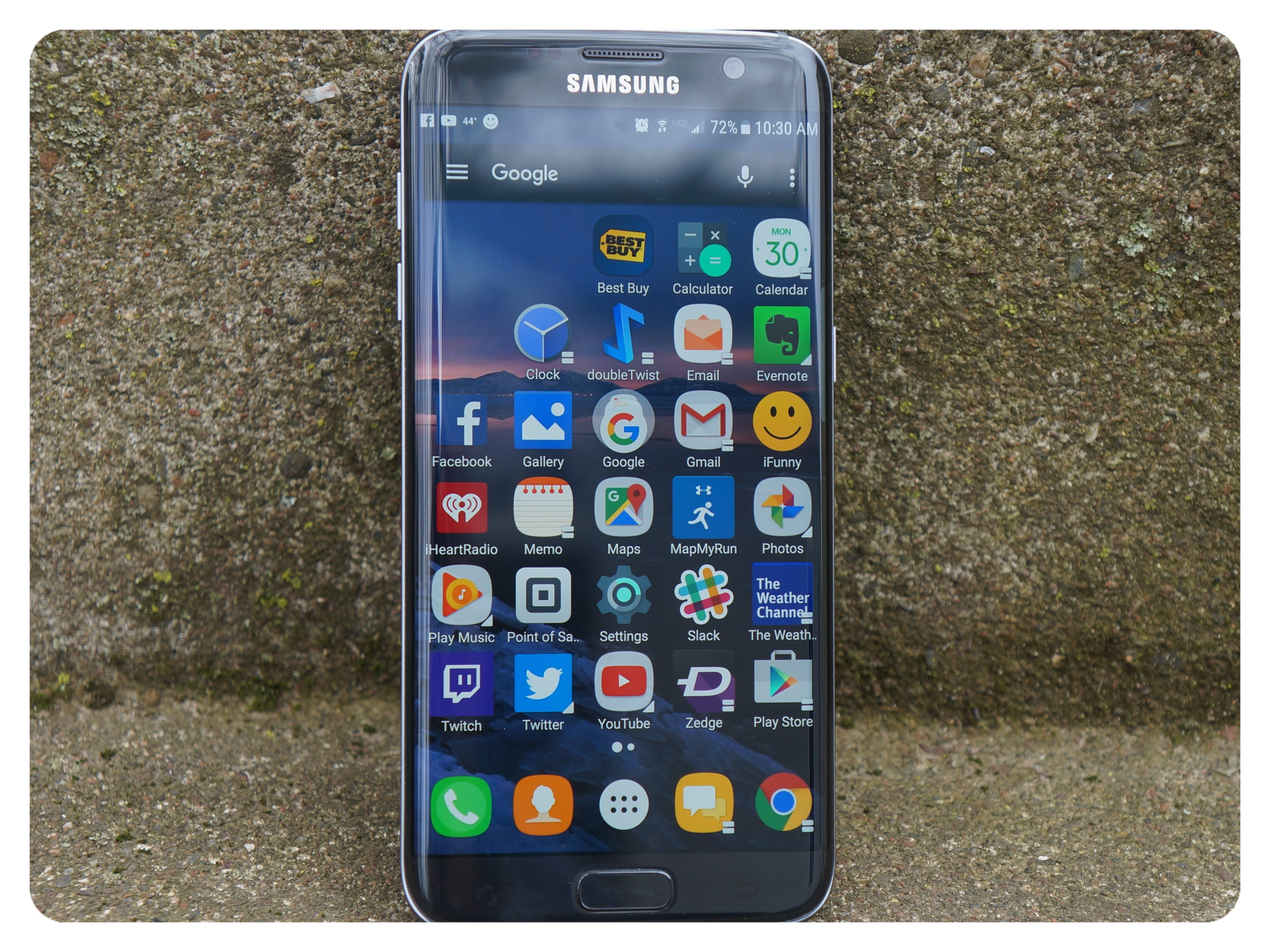 Samsung releases Galaxy S7 Android Oreo update