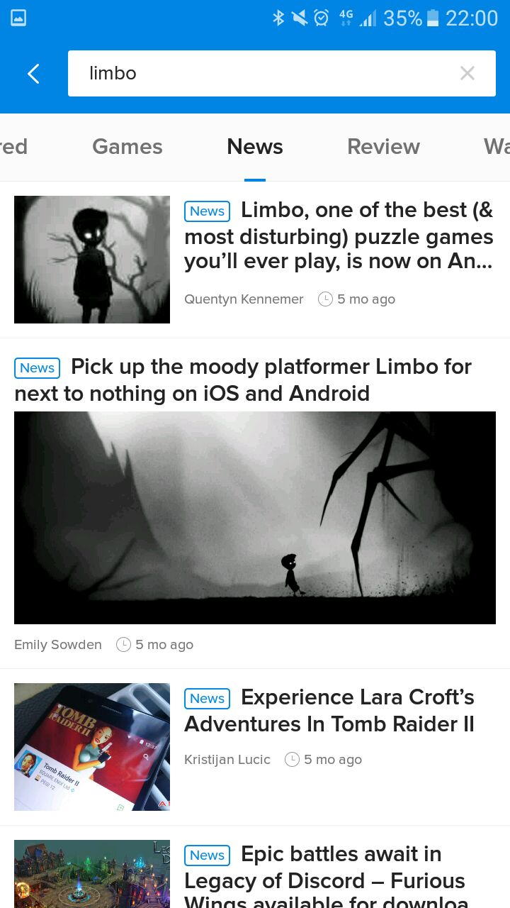 PlayMobo is a game discovery tool and library (Promoted Review)