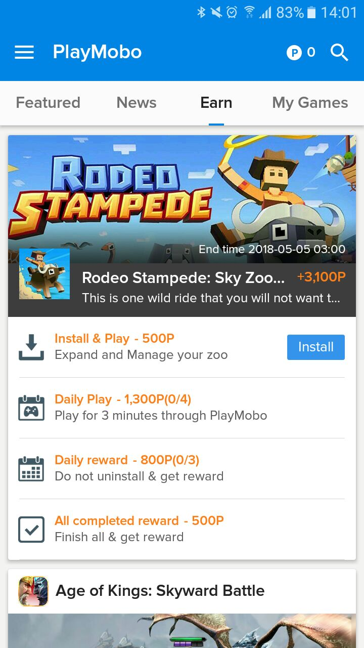 Playmobo Is A Game Discovery Tool And Library Promoted Review Googleplay Gift Card 100k Once You Acquire Enough Points Will Be Able To Unlock Prizes Like An Amazon Or Google Play Of 10 For 100000p Gather 1000000p
