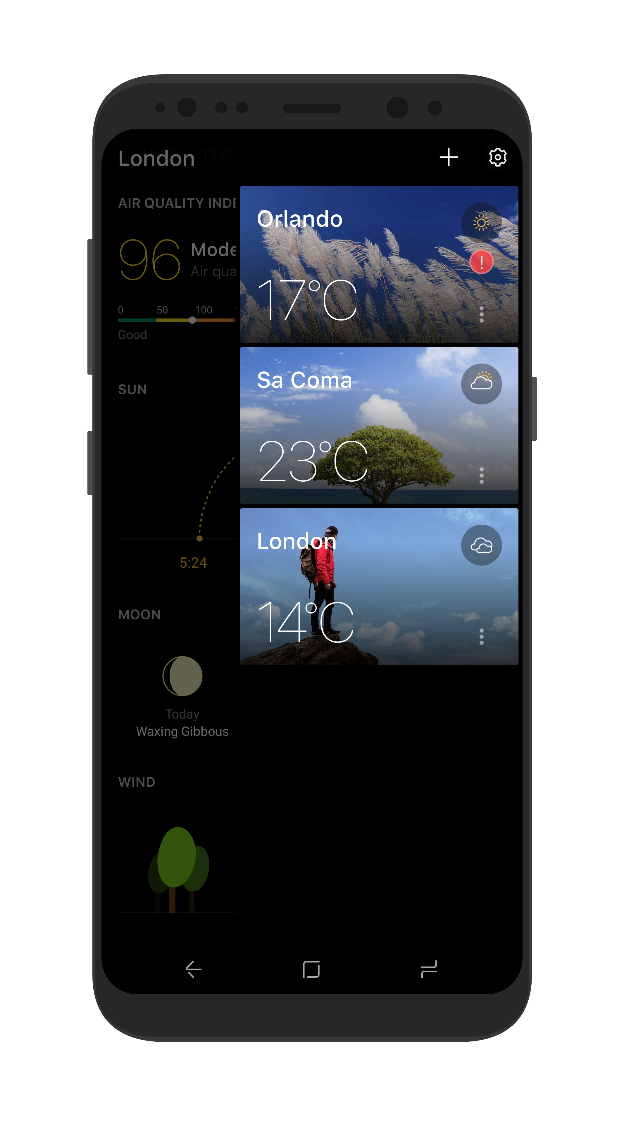 Today Weather - Forecast Android app review
