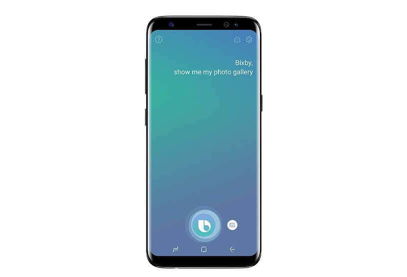 Here is Bixby - How To Get Rid Of Bixby On Samsung S8