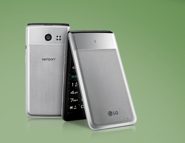 Image result for Verizon Brings Back The Basic Flip Phone With 4G-Only LG Exalt LTE