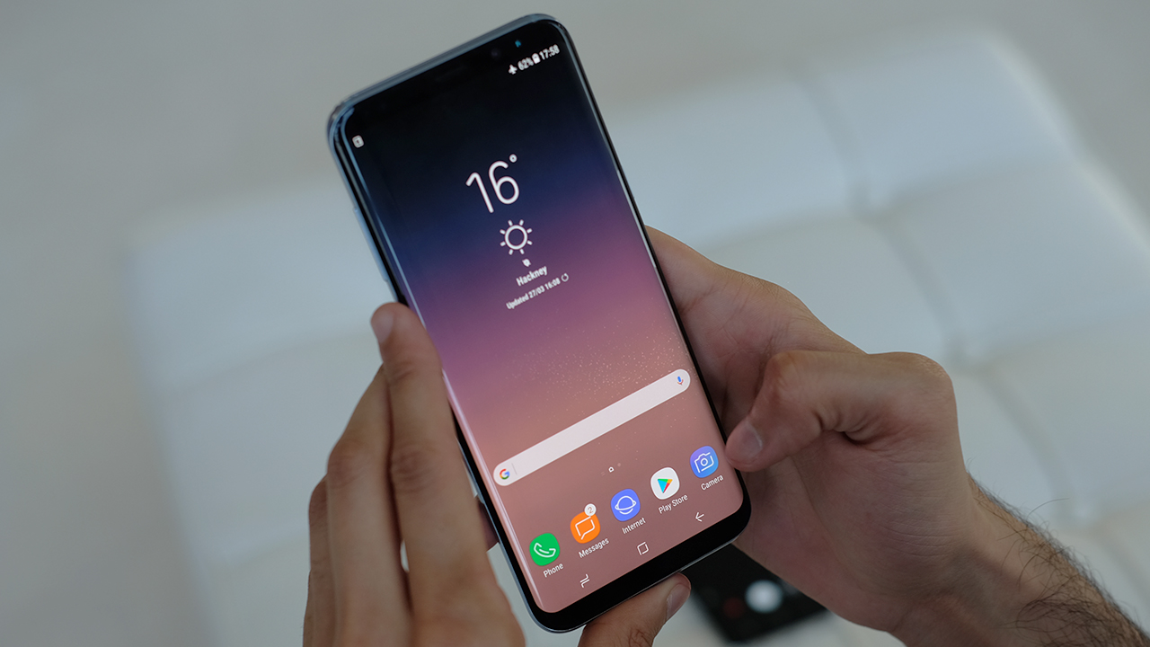 Unlock Samsung Galaxy S8 Plus