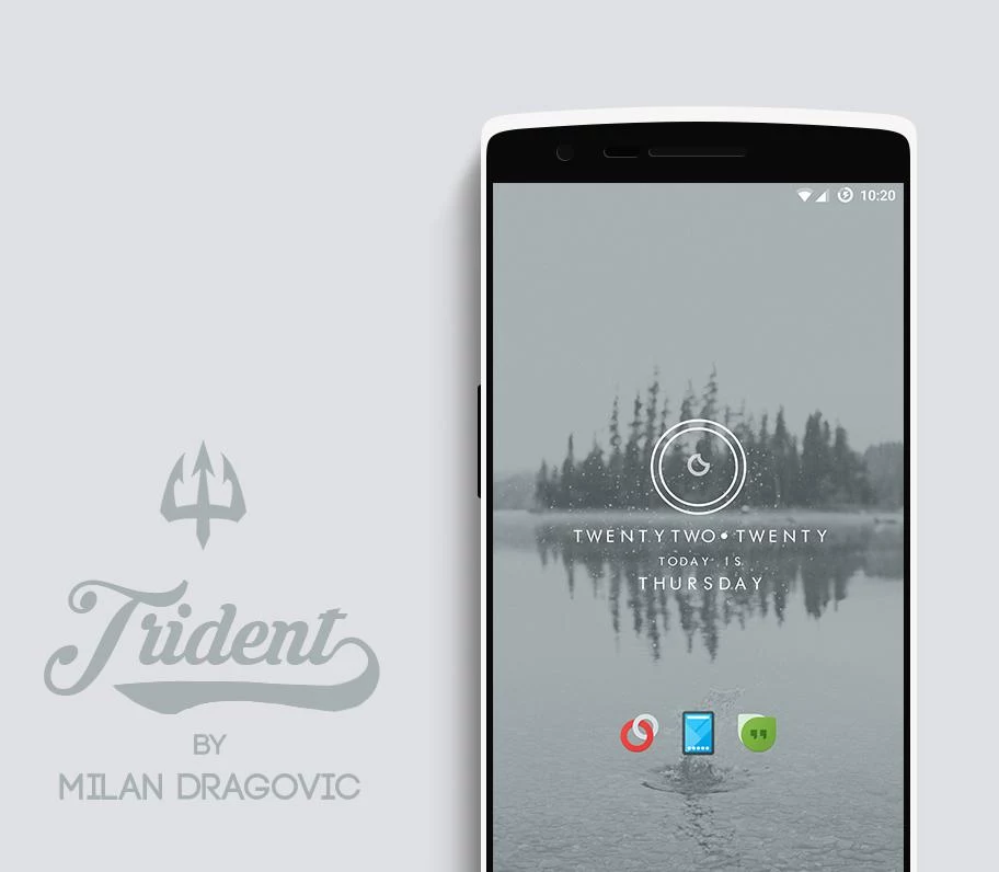 trident for zooper