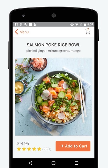Here are some of the best apps for ordering food