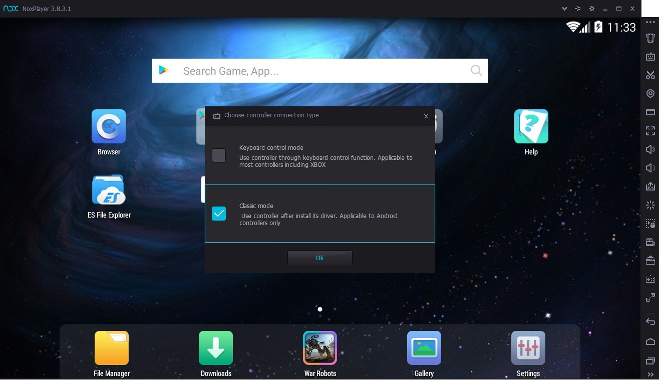 Nox App Player – an easy-to-use Android emulator packed with