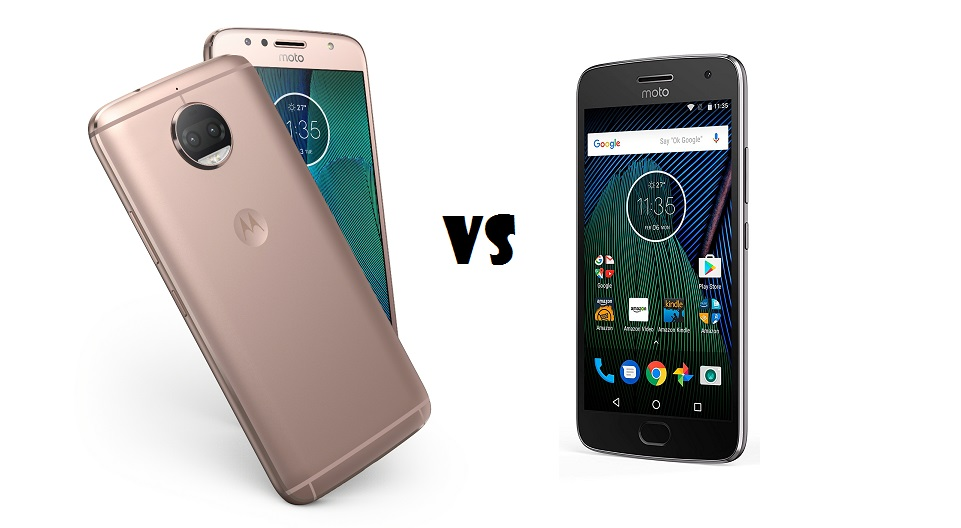 buy online 208ef 21143 What's the difference: Moto G5S Plus vs Moto G5 Plus