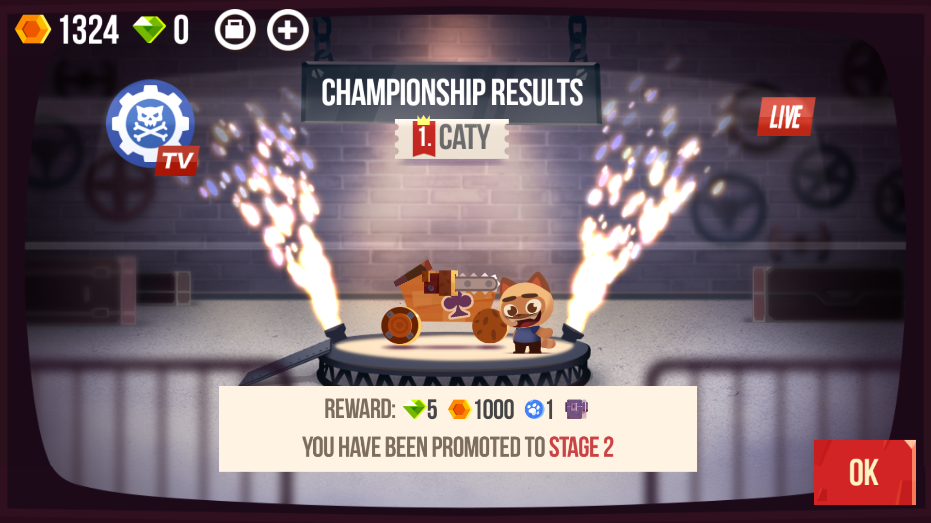 Destroy your boredom and battle cars with CATS: Crash Arena