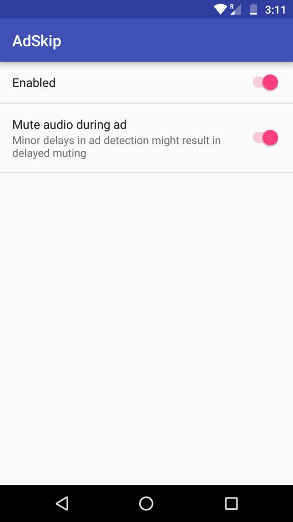 automatically skip YouTube ads