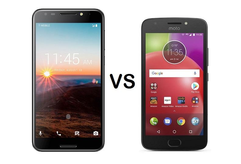 T-Mobile's REVVL vs Moto E4 (Budget Smartphone Showdown)