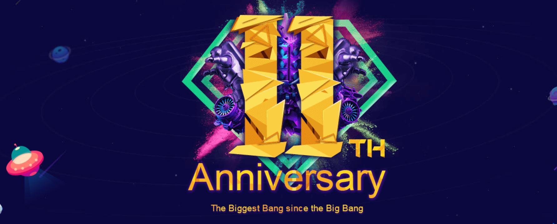 banggood kicks off their 11th anniversary with a ton of savings on