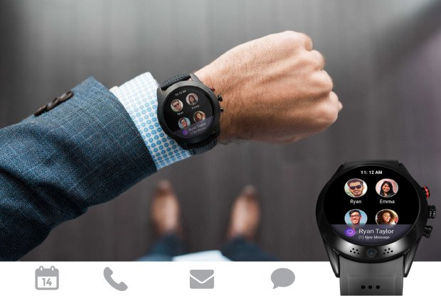 The Arrow smartwatch puts a 360 rotating HD camera on your wrist