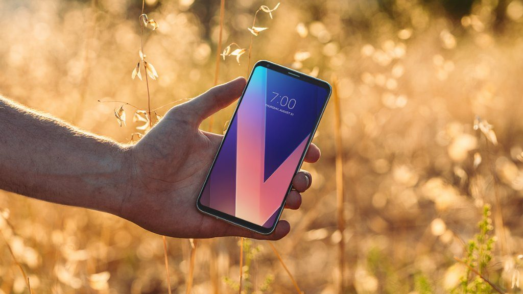 LG V30+ to become available at Sprint starting October 13