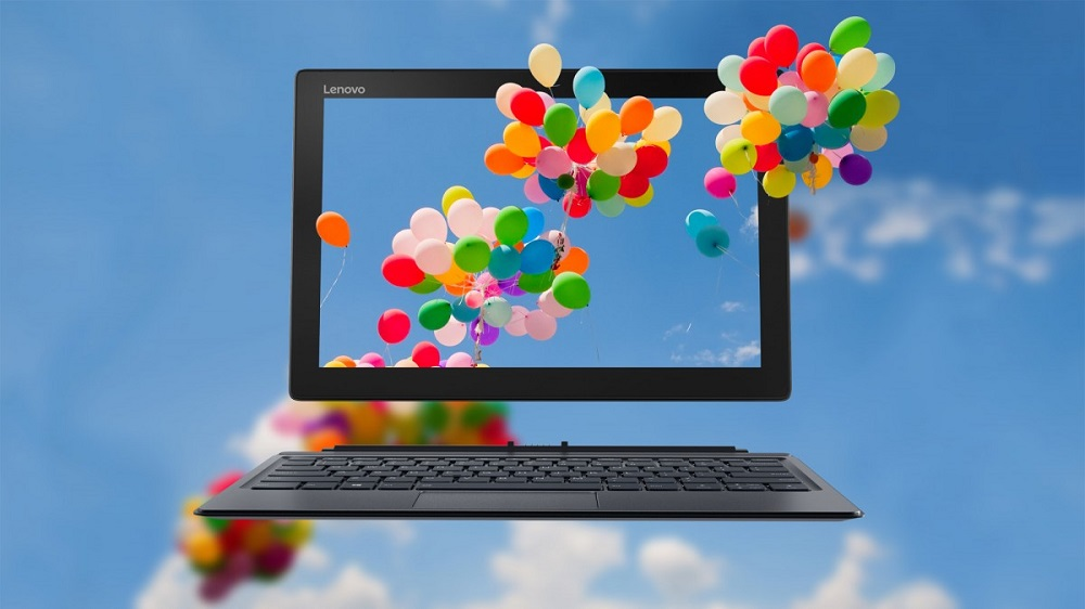 b9a52756d182d Lenovo came to IFA 2017 with a whole portfolio of new products including a  new tablet, a convertible and an Alexa-powered Smart Assistant Pack for the  home.