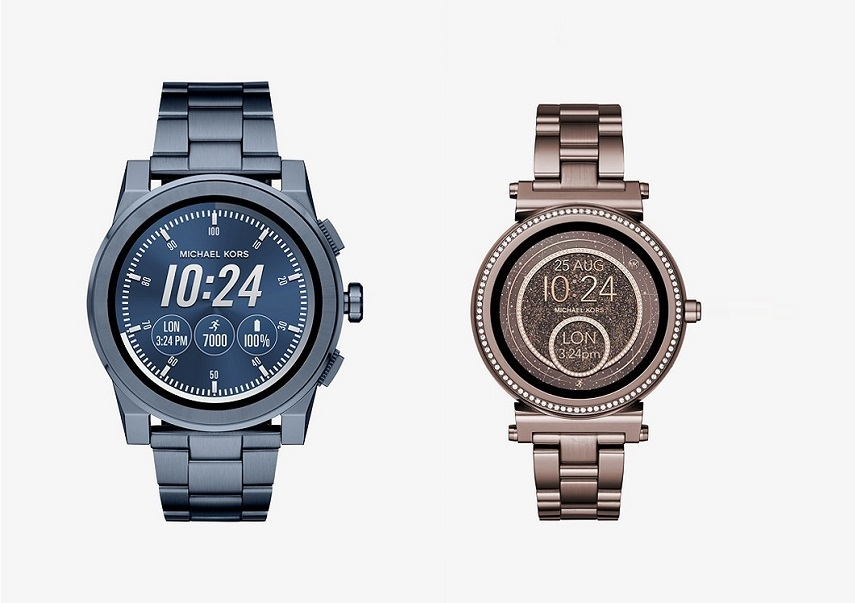 5ce0db340034 Michael Kors  new Android Wear 2.0 smartwatches are now available for  350
