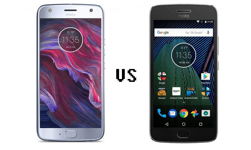 Moto X4 vs Moto G5 Plus (Smartphone Showdown)