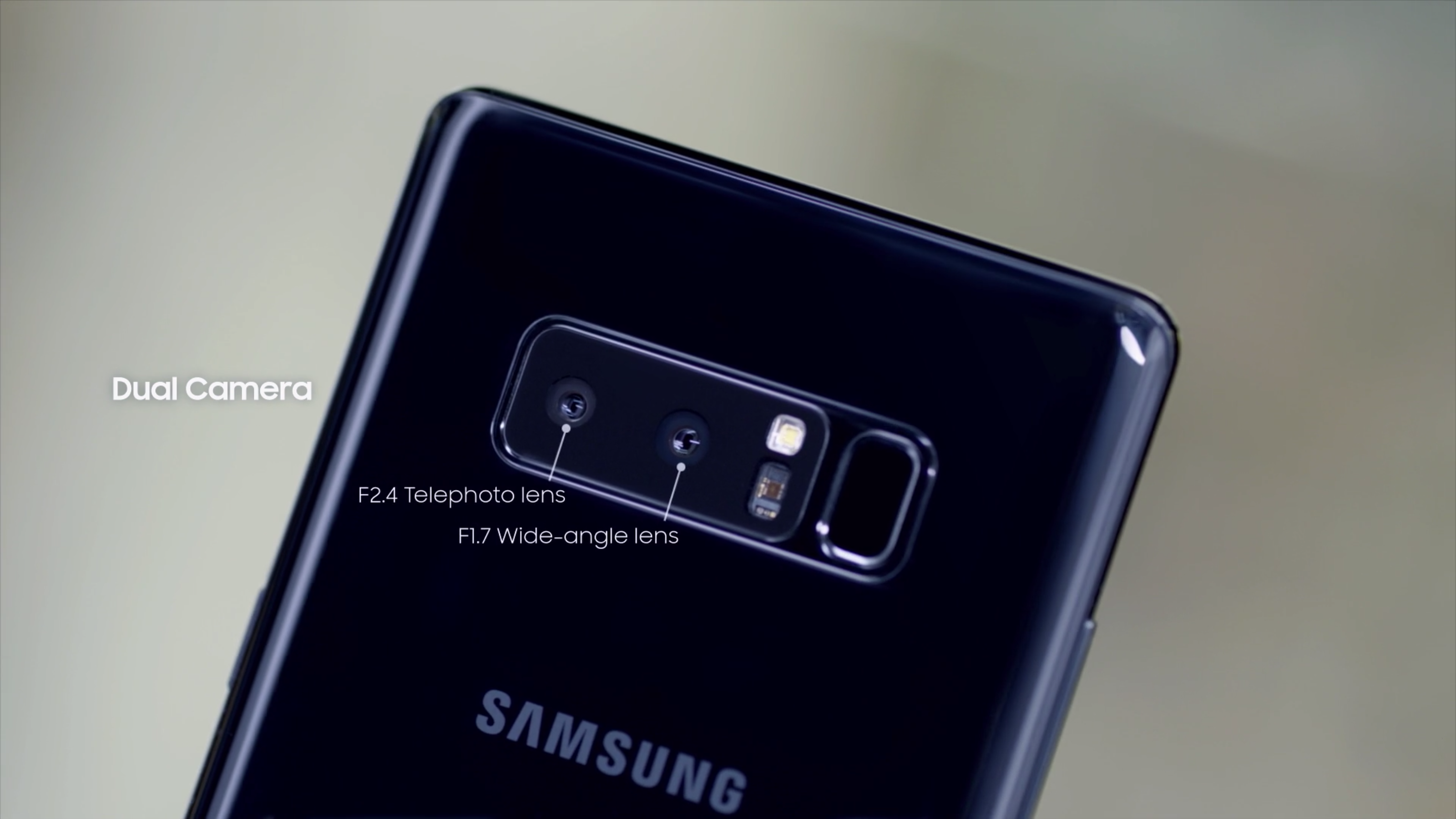 Note 8's 'x2' zoom toggle doesn't always use the telephoto