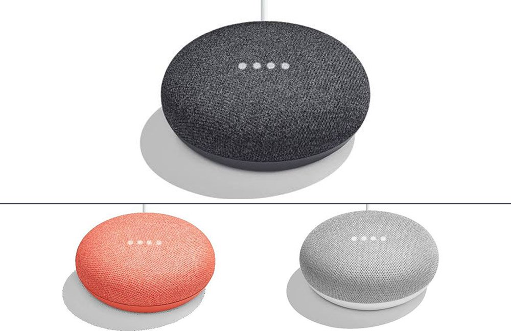 Here Is A List Of All The Google Assistant Speakers Headphones And - Abt speakers