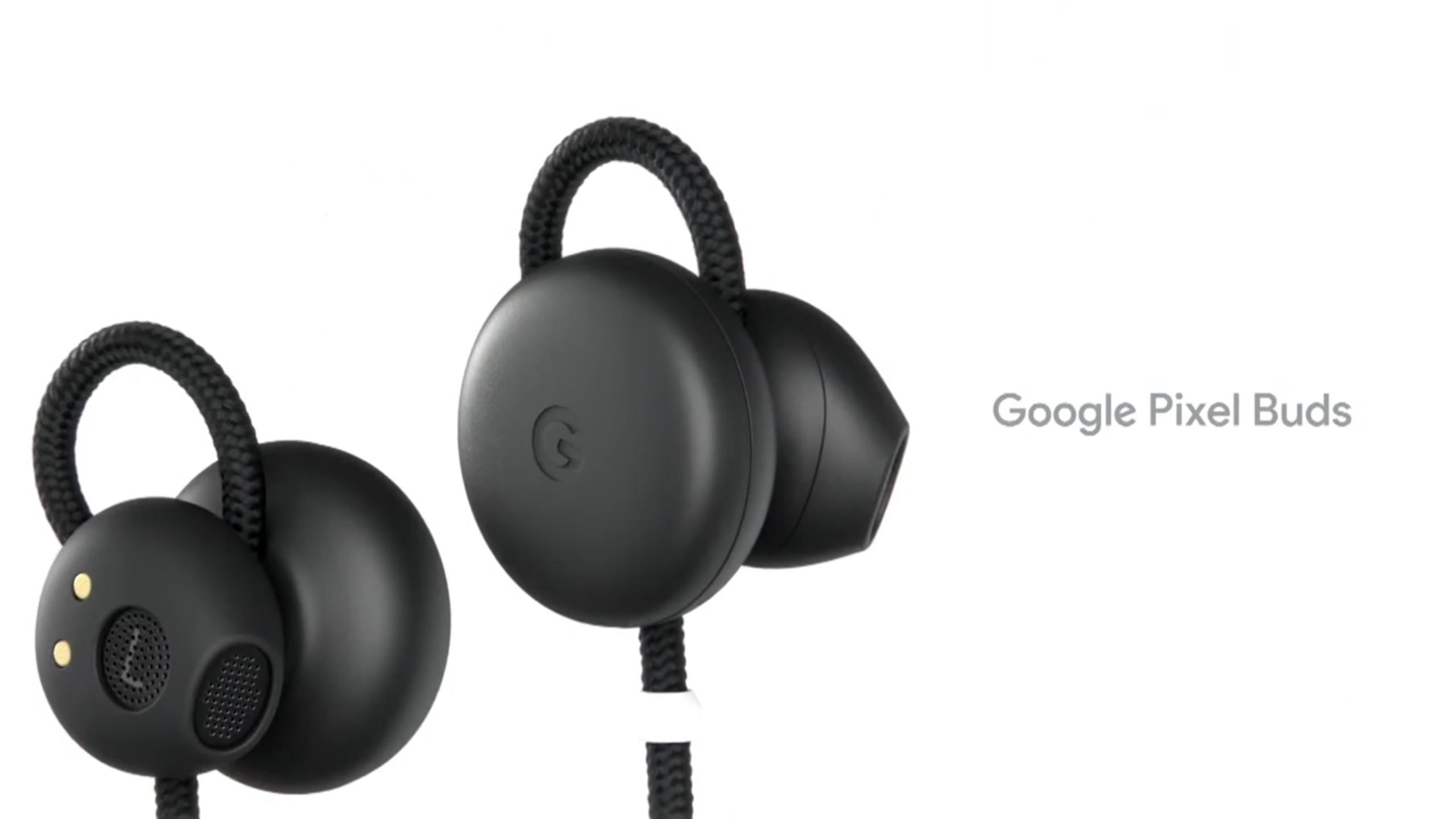 c700b0eb67a Google's $159 Pixel Buds offer real-time translation, other smarts