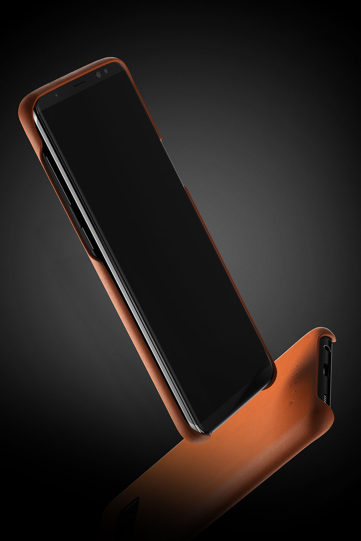 release date 2c8ec af06e Mujjo's leather case for the Samsung Galaxy S8 is as premium as it ...